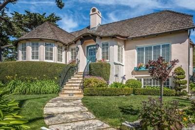 Monterey County, San Luis Obispo County Single Family Home For Sale: SE Corner San Antonio & 8th Avenue