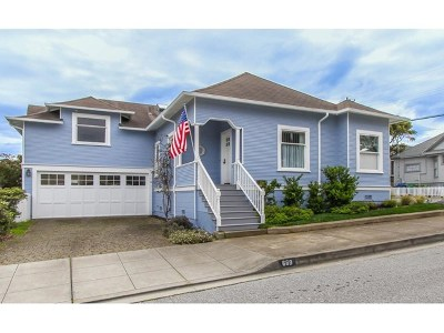 Pacific Grove Single Family Home For Sale: 669 Spruce Avenue