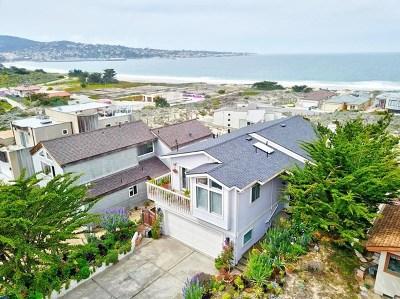Monterey Single Family Home For Sale: 8 Dunecrest Avenue