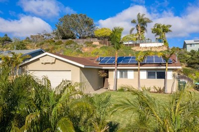 Single Family Home For Sale: 1861 Playa Riviera Drive
