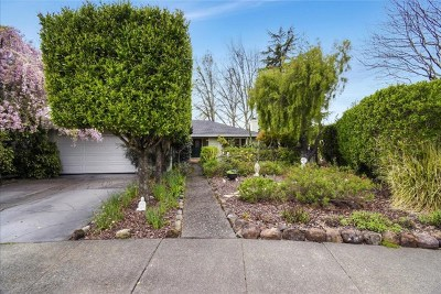 Santa Rosa Single Family Home For Sale: 183 Oak Shadow Drive