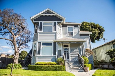 Salinas Multi Family Home For Sale: 325 California Street