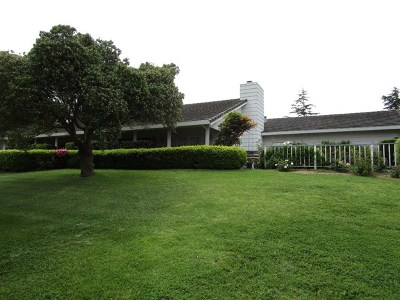 Salinas Single Family Home For Sale: 17541 Hillcrest Drive
