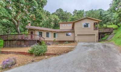 Salinas Single Family Home For Sale: 417 Corral De Tierra Road