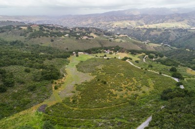Monterey County Residential Lots & Land For Sale: 26735 Los Laureles Grade Road