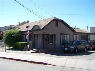 Salinas Single Family Home For Sale: 440 Soledad Street