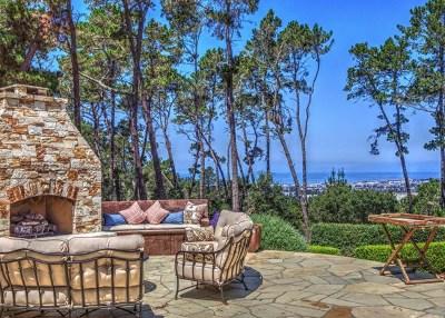 Monterey County, San Luis Obispo County Single Family Home For Sale: 24319 Monterra Woods Road