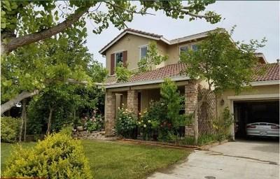 Madera Single Family Home For Sale: 1881 Lemon Avenue