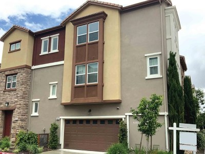 Milpitas CA Condo/Townhouse For Sale: $920,000