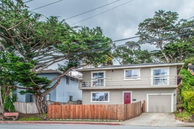 Monterey CA Single Family Home For Sale: $759,000