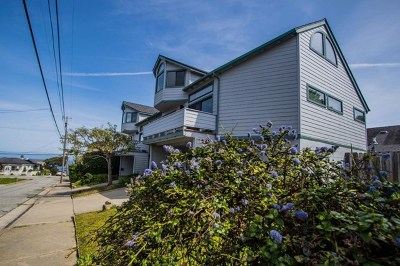 Pacific Grove Multi Family Home For Sale: 311 4th Street