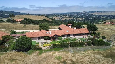 Salinas Single Family Home For Sale: 26001 Bucks Run