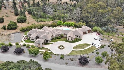 Salinas Single Family Home For Sale: 8654 Carolines Ridge Road