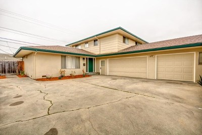 Salinas Single Family Home Active Under Contract: 717 Palma Drive