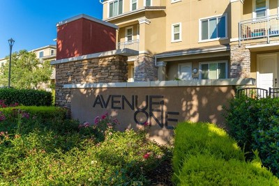 San Jose CA Condo/Townhouse For Sale: $889,888
