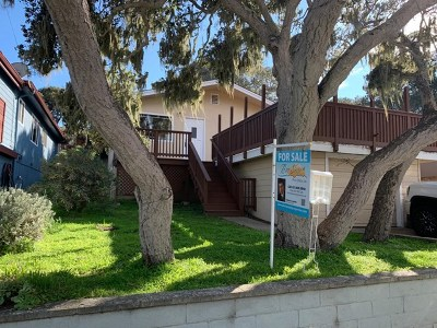 Pacific Grove Single Family Home For Sale: 833 2nd Street