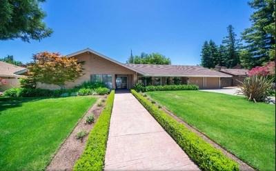 Fresno Single Family Home For Sale: 2729 Sierra