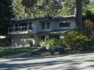 Monterey Single Family Home For Sale: 11 Greenwood Rise