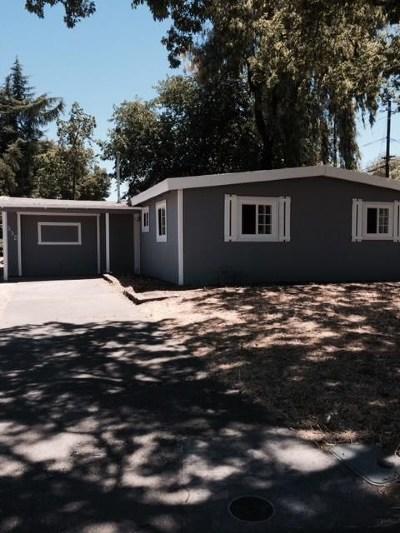 Davis Single Family Home For Sale: 552 L Street