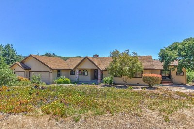 Monterey Single Family Home For Sale: 10551 Hidden Mesa Place