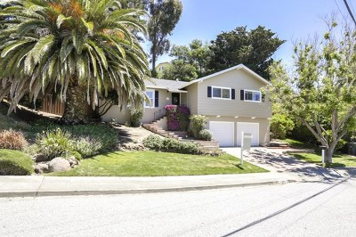 San Mateo Single Family Home For Sale: 1395 Enchanted Way