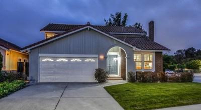 San Mateo Single Family Home For Sale: 200 Woodbridge Circle