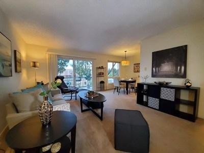 San Mateo Condo/Townhouse For Sale: 800 Delaware Street #304