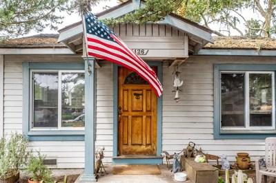Pacific Grove Single Family Home For Sale: 1126 Sinex Avenue
