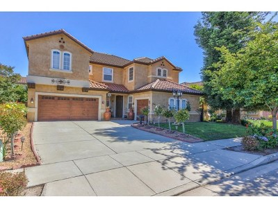 Salinas Single Family Home For Sale: 526 Wimbledon Avenue
