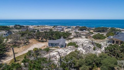 Monterey County, San Luis Obispo County Single Family Home For Sale: 472 Asilomar Boulevard