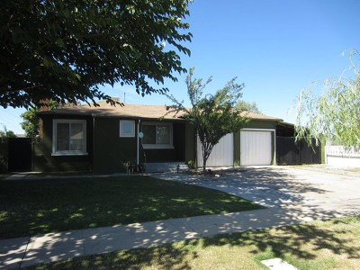 Fresno Single Family Home For Sale: 804 Vassar Avenue