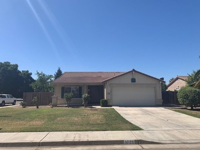 Visalia Single Family Home For Sale: 3725 Prospect Avenue