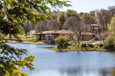 Mariposa County Single Family Home For Sale: 4164 Guadalupe Fire Road