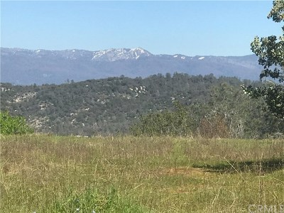 Mariposa County Residential Lots & Land For Sale: 45 Lookout Mountain Road