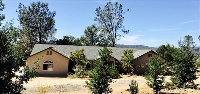 Mariposa County Single Family Home For Sale: 3425 Rocky Hollow