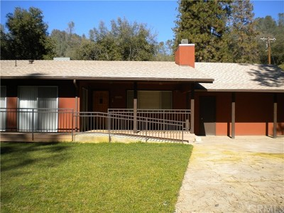 Mariposa Single Family Home For Sale: 2087 Harris Road