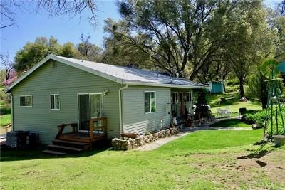 Mariposa Single Family Home Active Under Contract: 4009 Ben Hur Road