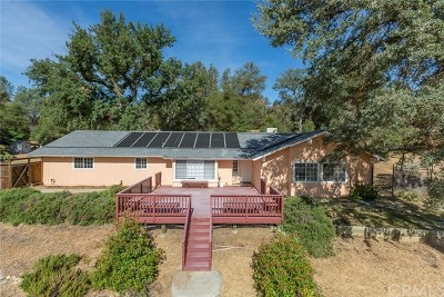 Mariposa Single Family Home For Sale: 4742 Doe Run Drive