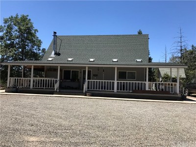 Mariposa Single Family Home For Sale: 5240 Tip Top Road