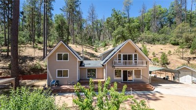 Midpines Single Family Home For Sale: 5319 Colorado Road
