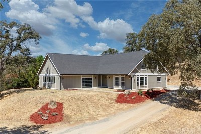 Mariposa Single Family Home For Sale: 4378 Bridgeport Dr.