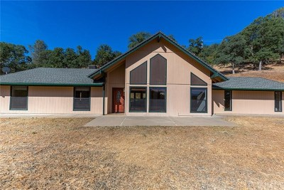 Mariposa Single Family Home For Sale: 5662 Lakeside Drive