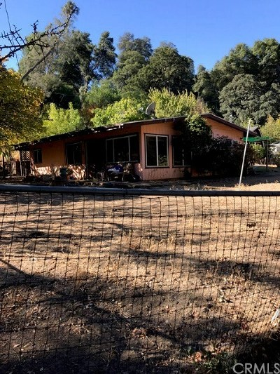 Clearlake Single Family Home For Sale: 4075 Keating Avenue