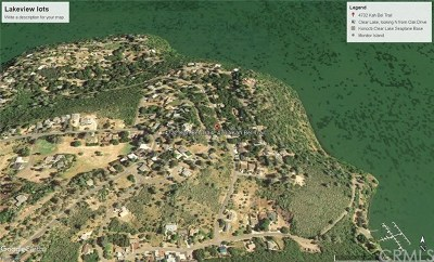 Kelseyville Residential Lots & Land For Sale: 4732 Kah Bel