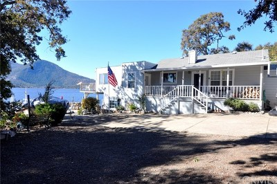 Clearlake Oaks Single Family Home For Sale: 10145 E Highway 20