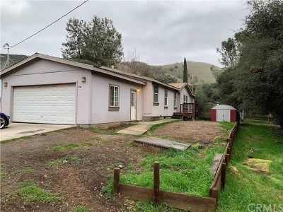 Clearlake Single Family Home Active Under Contract: 3136 4th Street