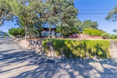 Ukiah Single Family Home For Sale: 775 Sunset Drive