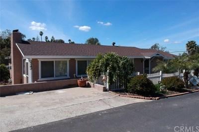 Vista Single Family Home For Sale: 3343 E Vista Way