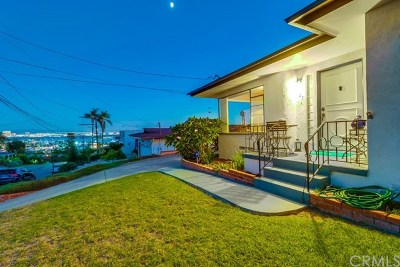 Point Loma Single Family Home For Sale: 3427 Fenelon Street