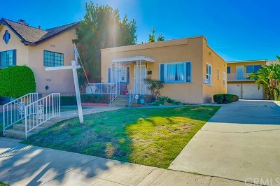 San Pedro Multi Family Home For Sale: 1351 W 8th Street
